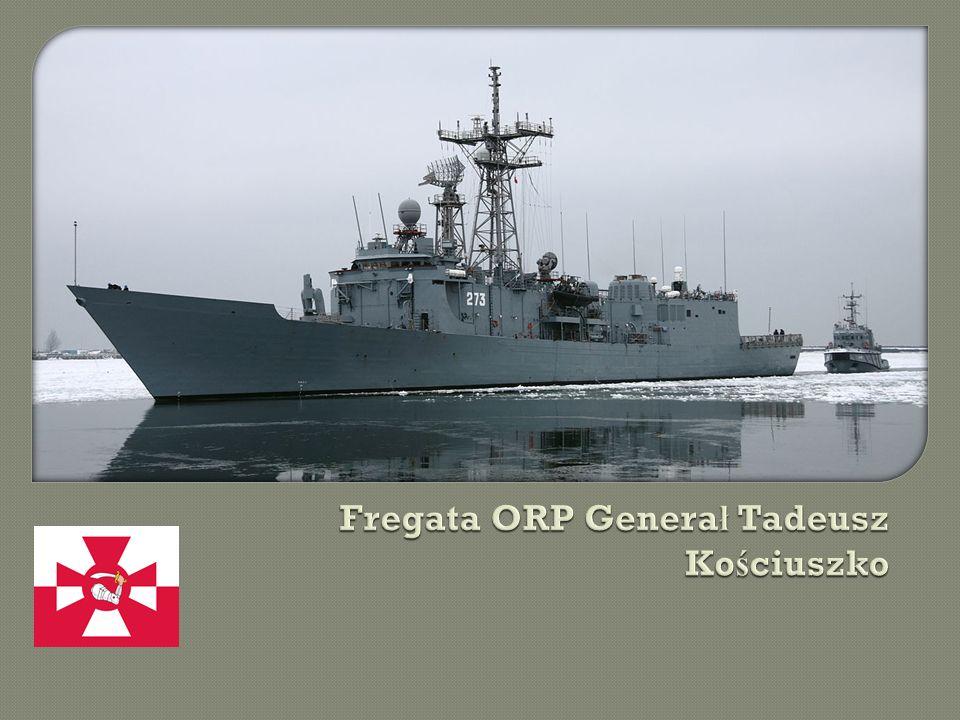 Fregata ORP Generał Tadeusz Kościuszko