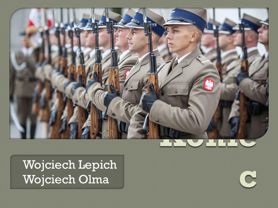 Koniec Wojciech Lepich Wojciech Olma