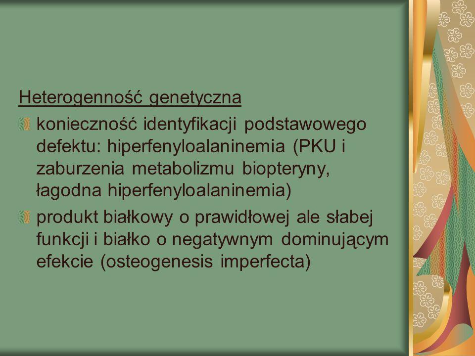 Heterogenność genetyczna