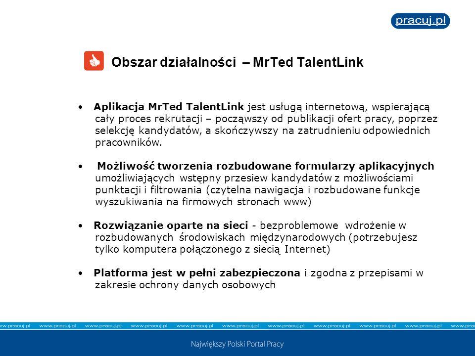 Obszar działalności – MrTed TalentLink