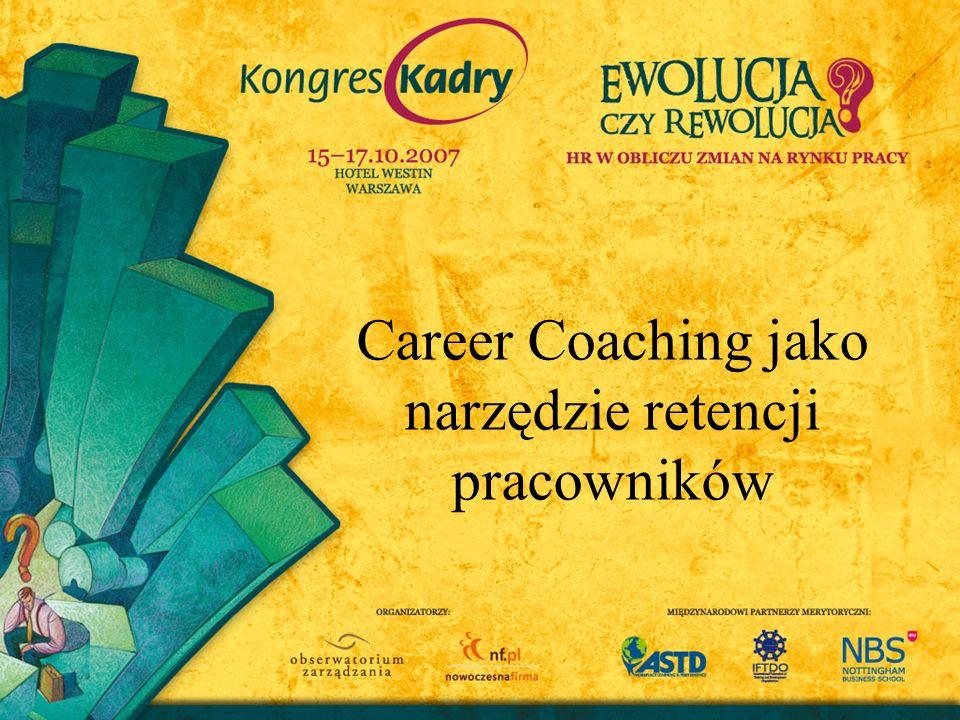 Career Coaching jako narzędzie retencji pracowników