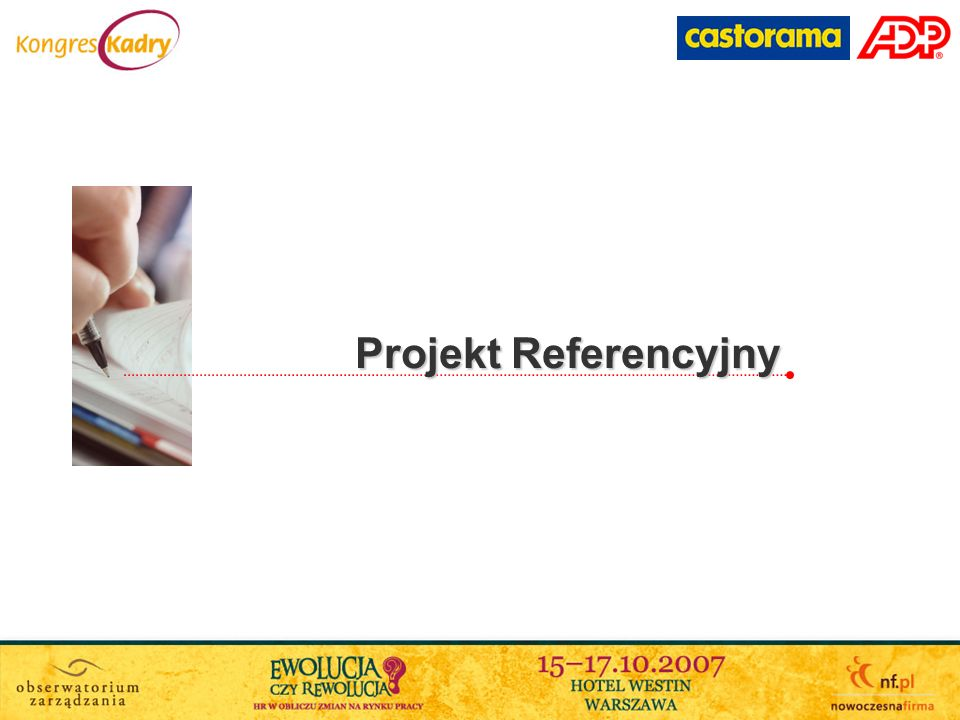 Projekt Referencyjny