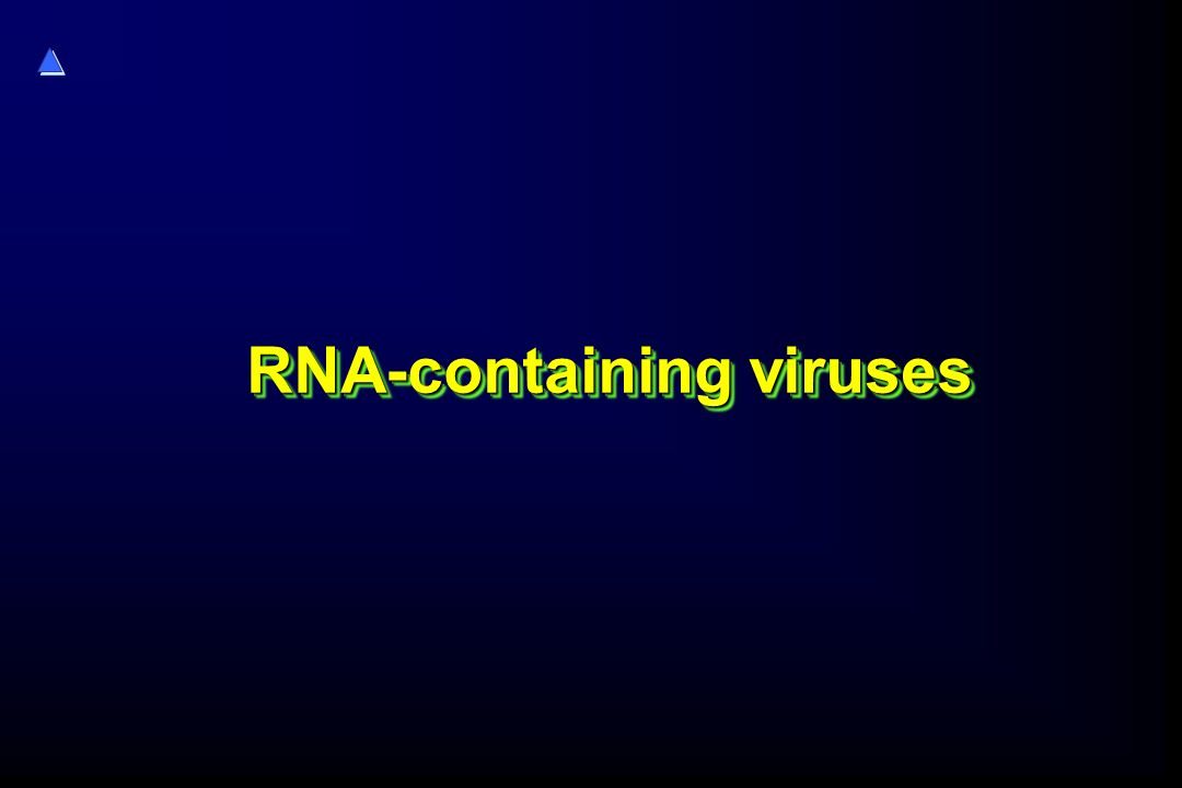 RNA-containing viruses