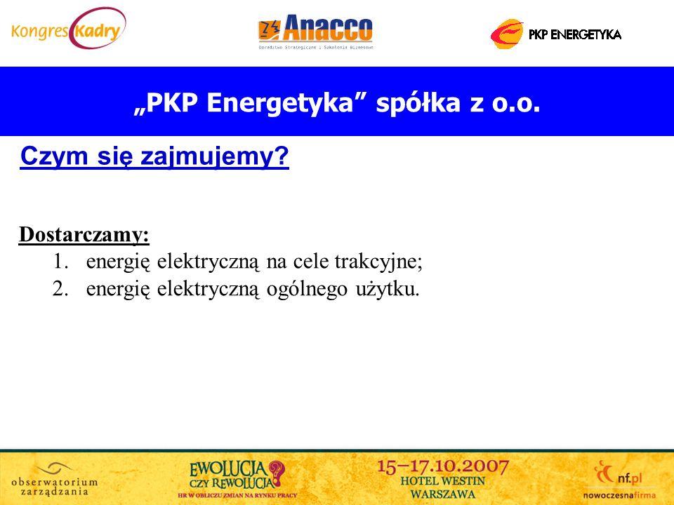 """PKP Energetyka spółka z o.o."