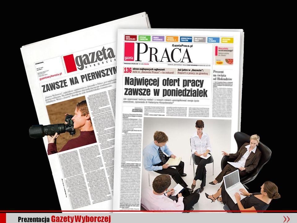 Prezentacja Gazety Wyborczej