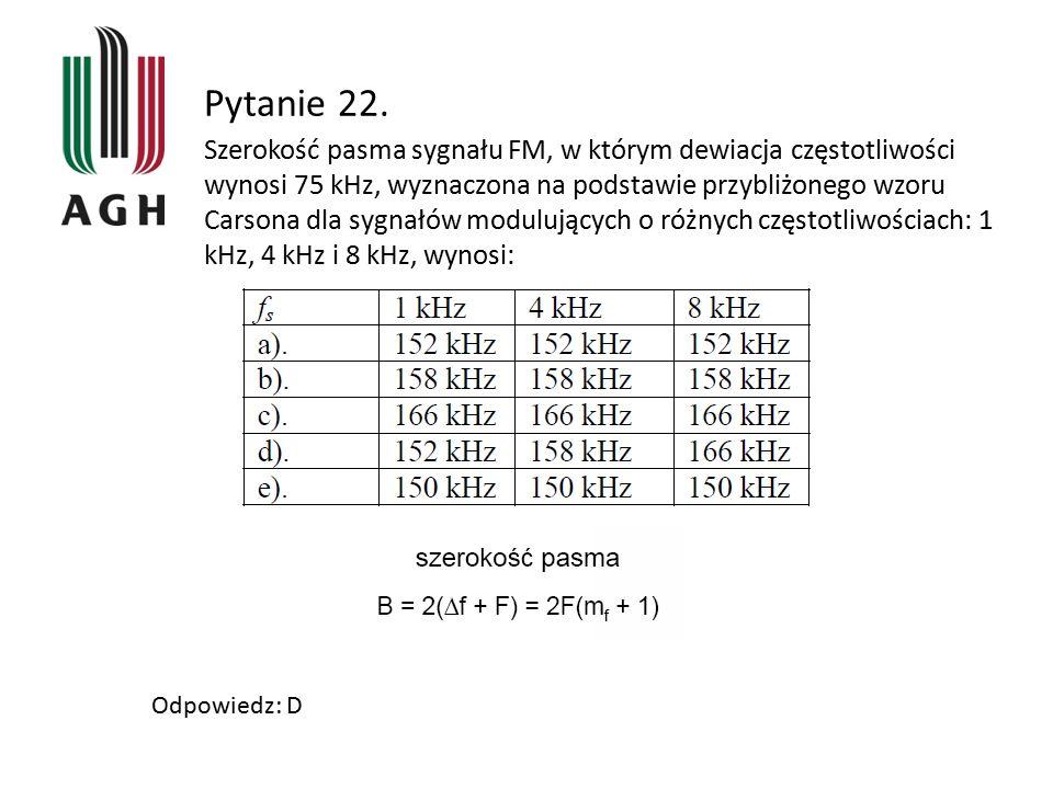 Pytanie 22.