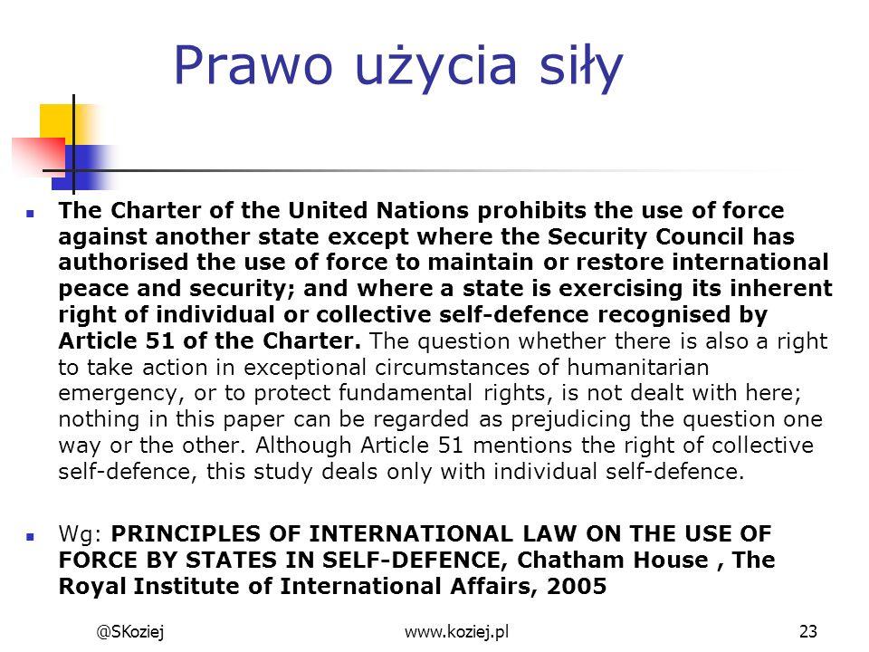 Prawo użycia siły