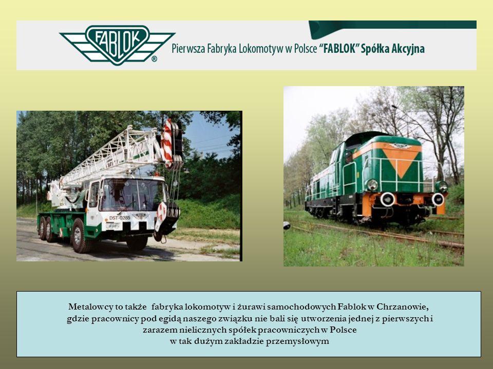 zarazem nielicznych spółek pracowniczych w Polsce