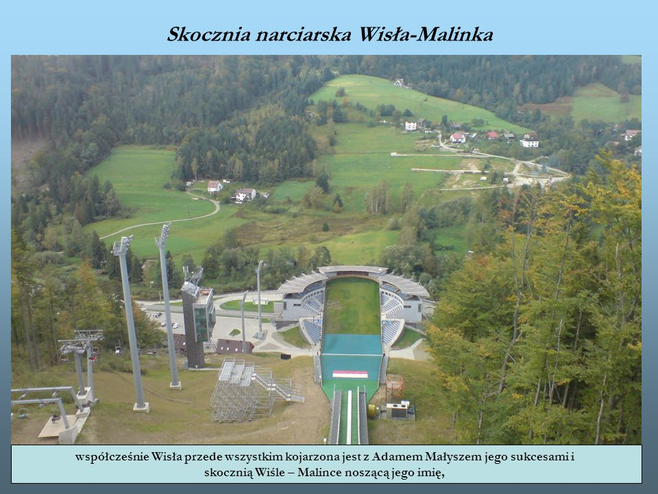 Skocznia narciarska Wisła-Malinka