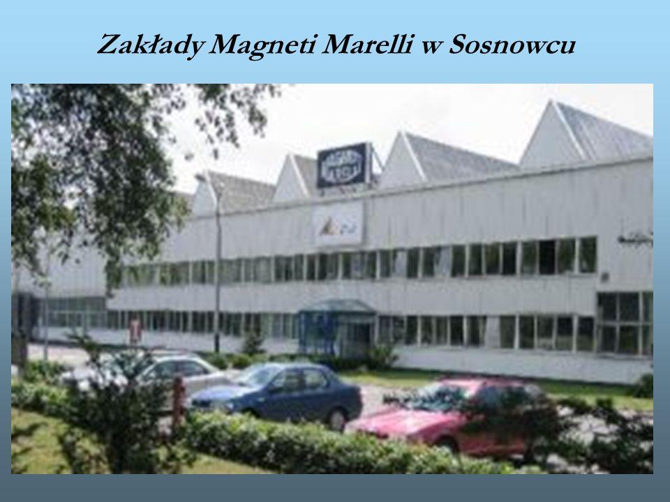Zakłady Magneti Marelli w Sosnowcu