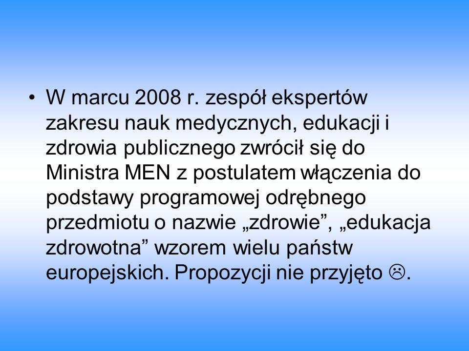 W marcu 2008 r.