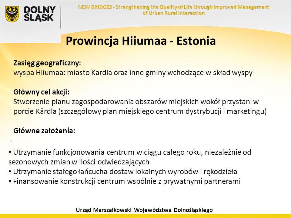 Prowincja Hiiumaa - Estonia