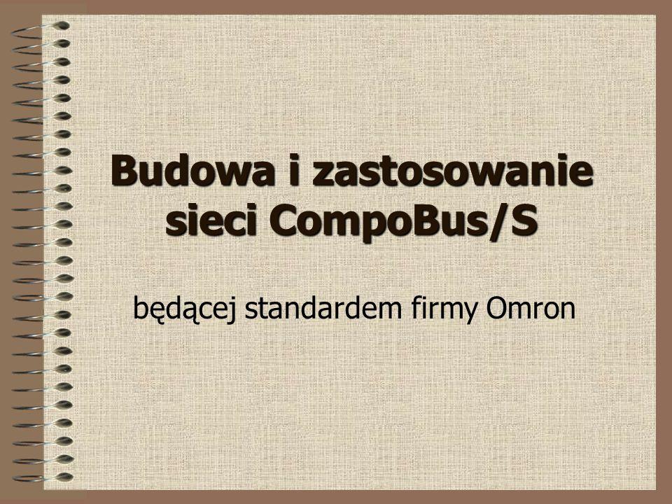 Budowa i zastosowanie sieci CompoBus/S