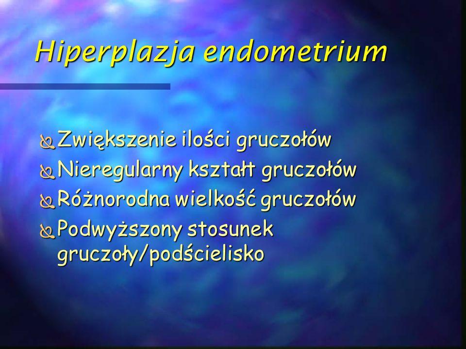 Hiperplazja endometrium