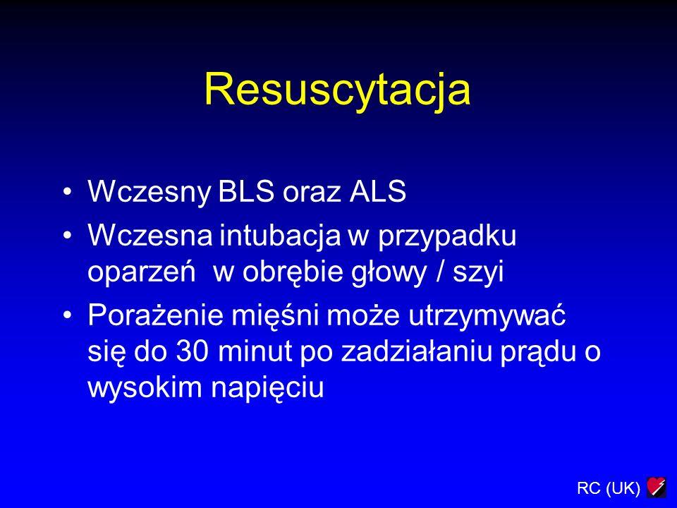 Resuscytacja Wczesny BLS oraz ALS