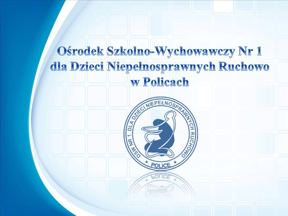 Ośrodek Szkolno-Wychowawczy Nr 1 dla Dzieci Niepełnosprawnych Ruchowo w Policach