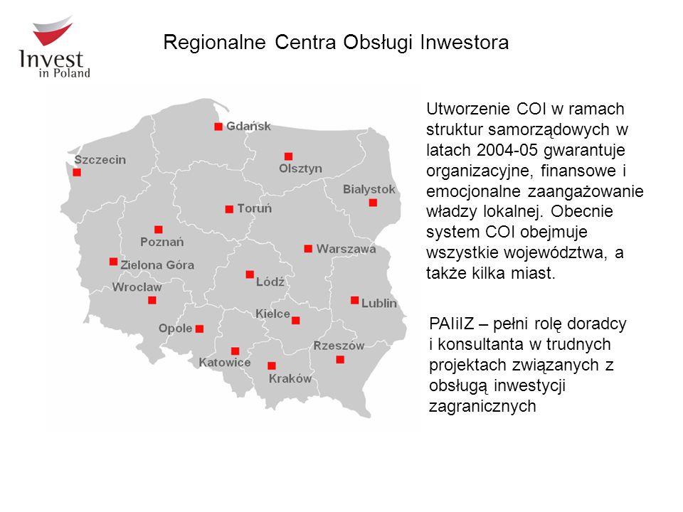 Regionalne Centra Obsługi Inwestora