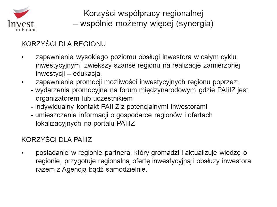 Korzyści współpracy regionalnej – wspólnie możemy więcej (synergia)