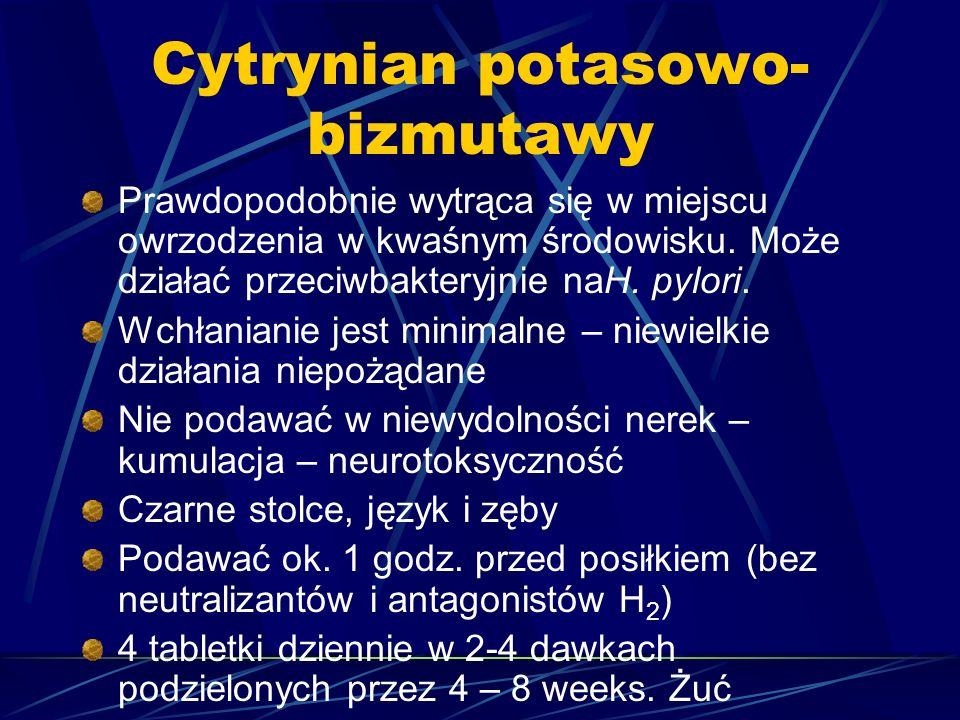 Cytrynian potasowo-bizmutawy