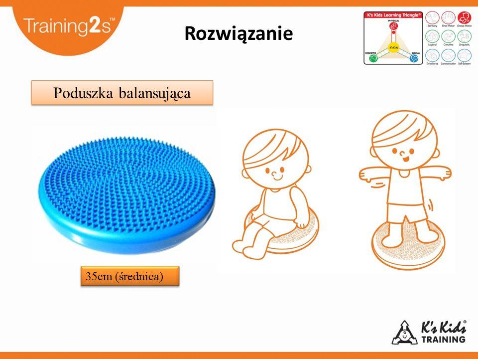 Rozwiązanie Poduszka balansująca 35cm (średnica)
