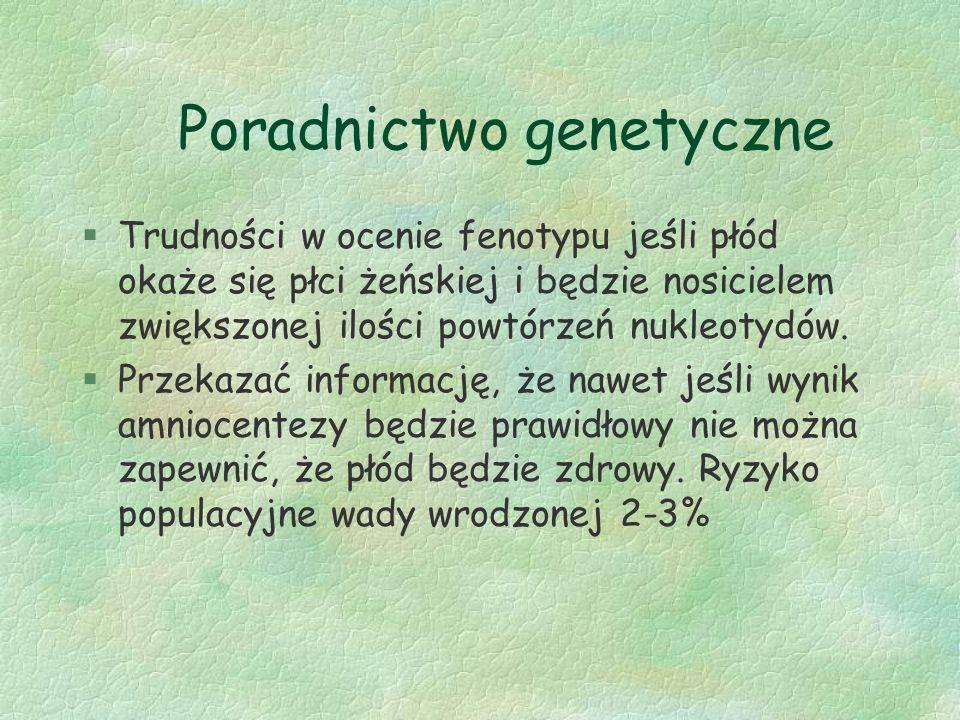 Poradnictwo genetyczne