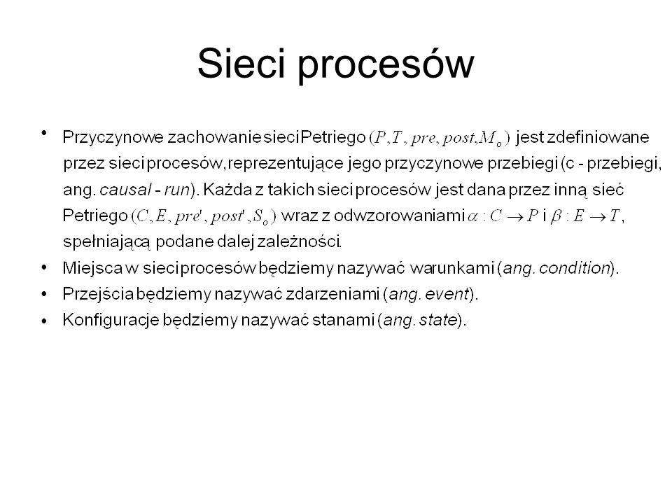 Sieci procesów