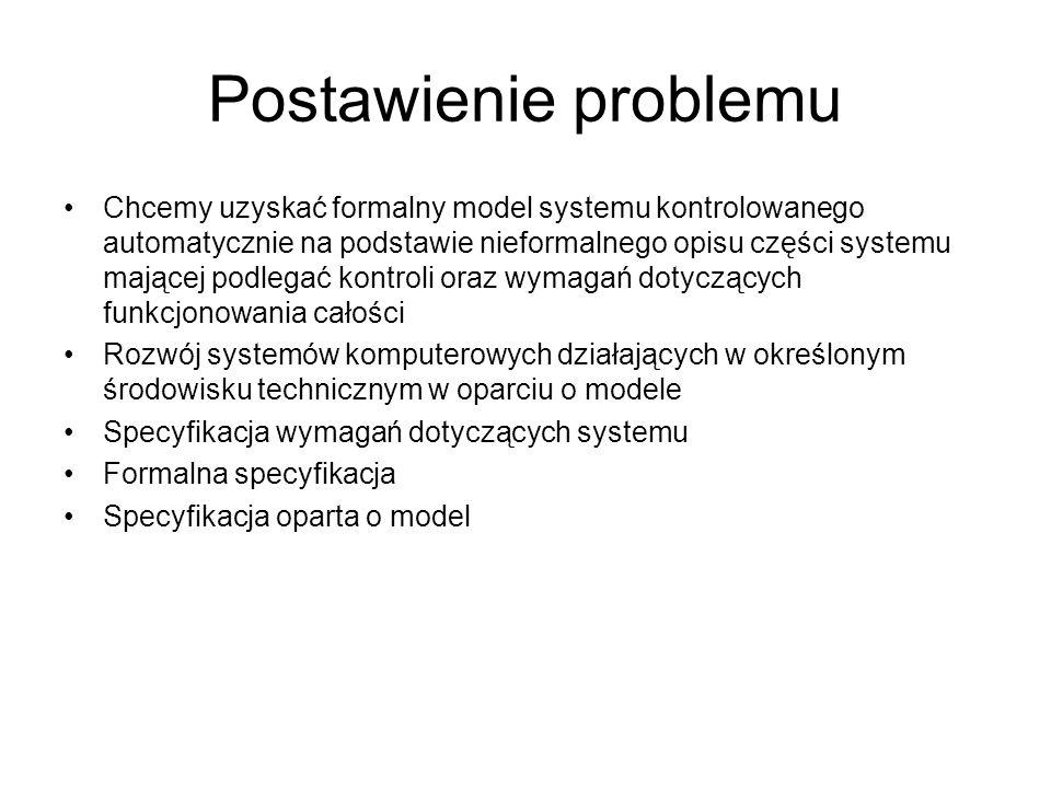 Postawienie problemu