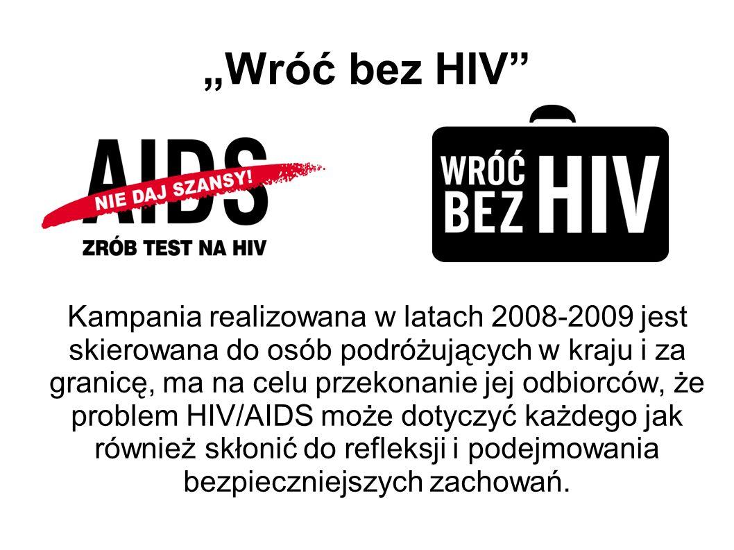 """Wróć bez HIV"