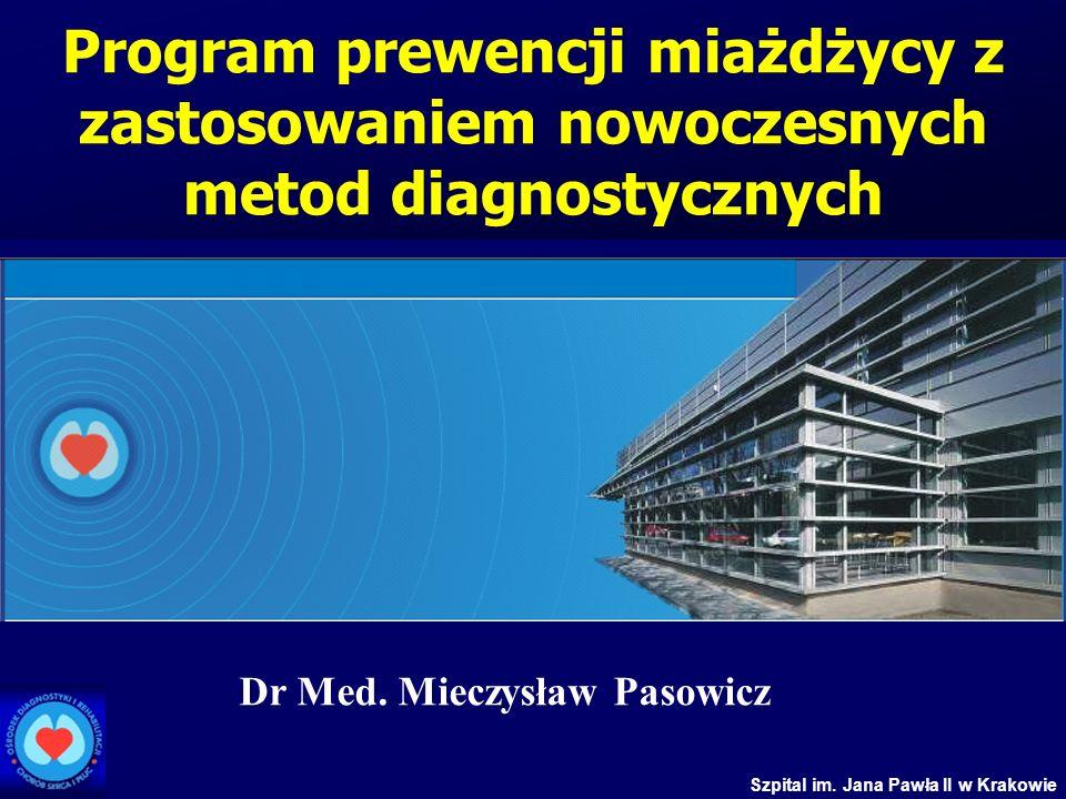 Dr Med. Mieczysław Pasowicz
