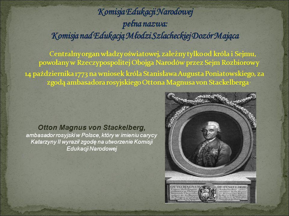 Otton Magnus von Stackelberg,