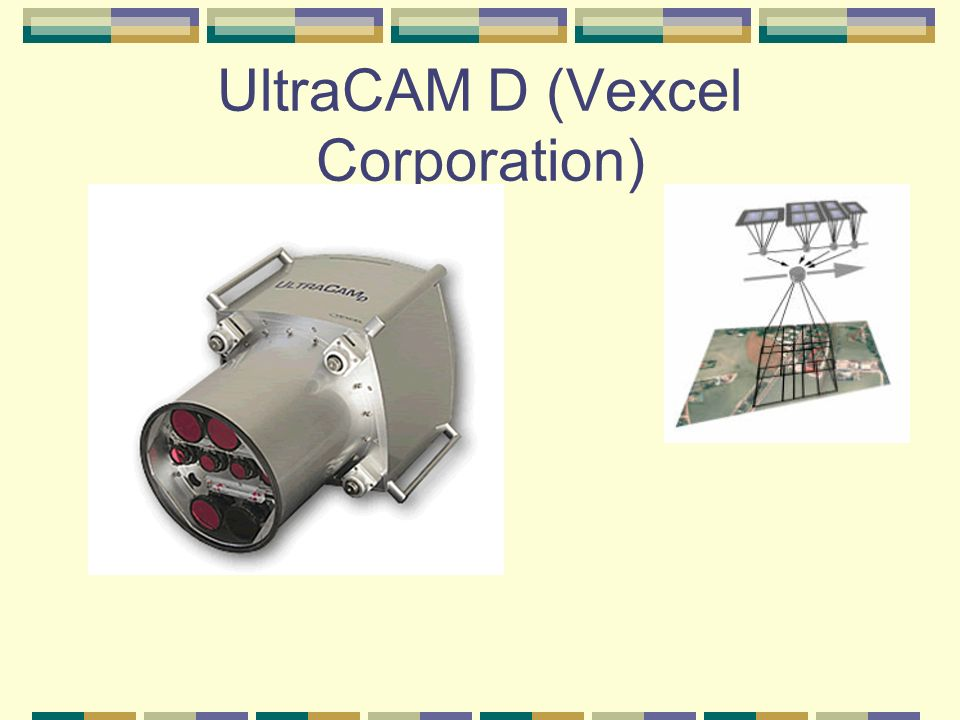 UltraCAM D (Vexcel Corporation)