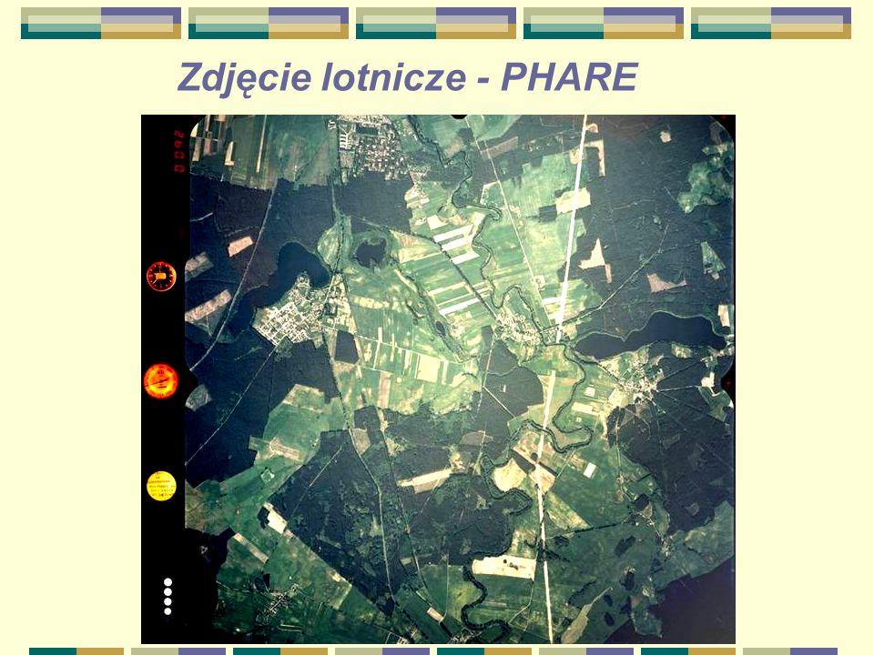 Zdjęcie lotnicze - PHARE