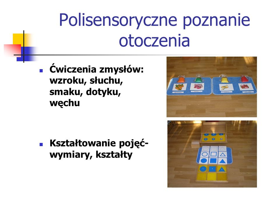 Polisensoryczne poznanie otoczenia