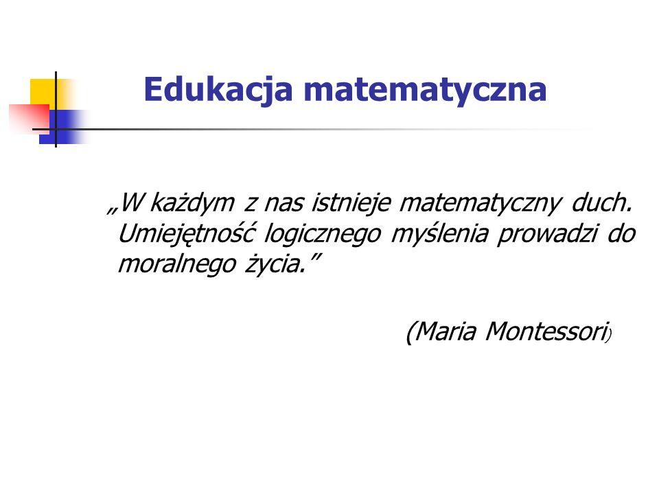 Edukacja matematyczna