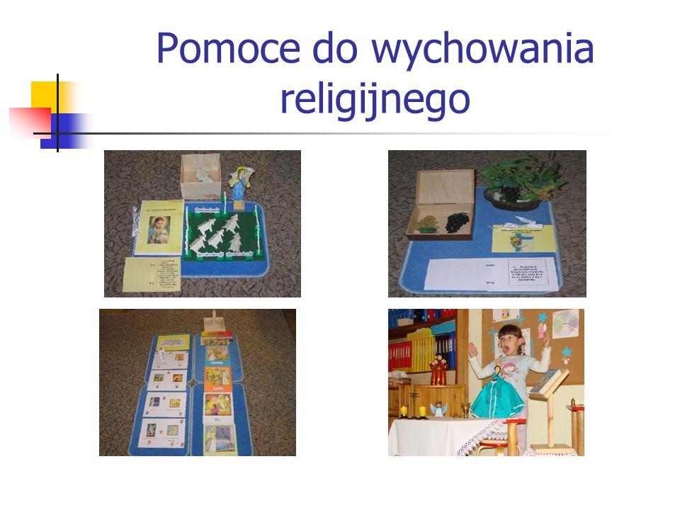 Pomoce do wychowania religijnego