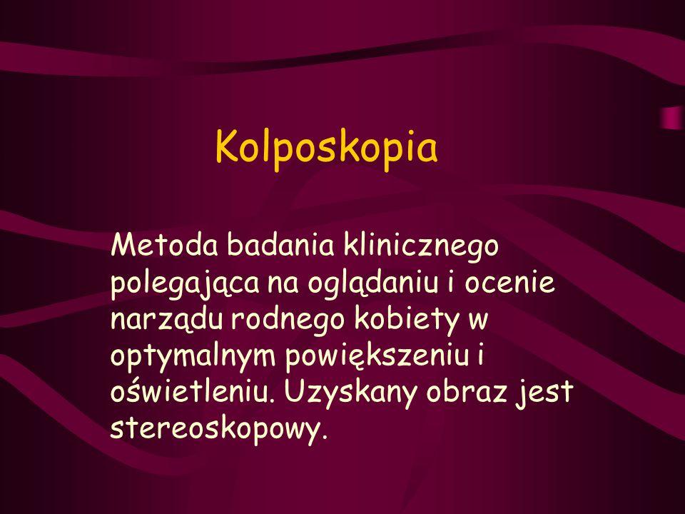 Kolposkopia
