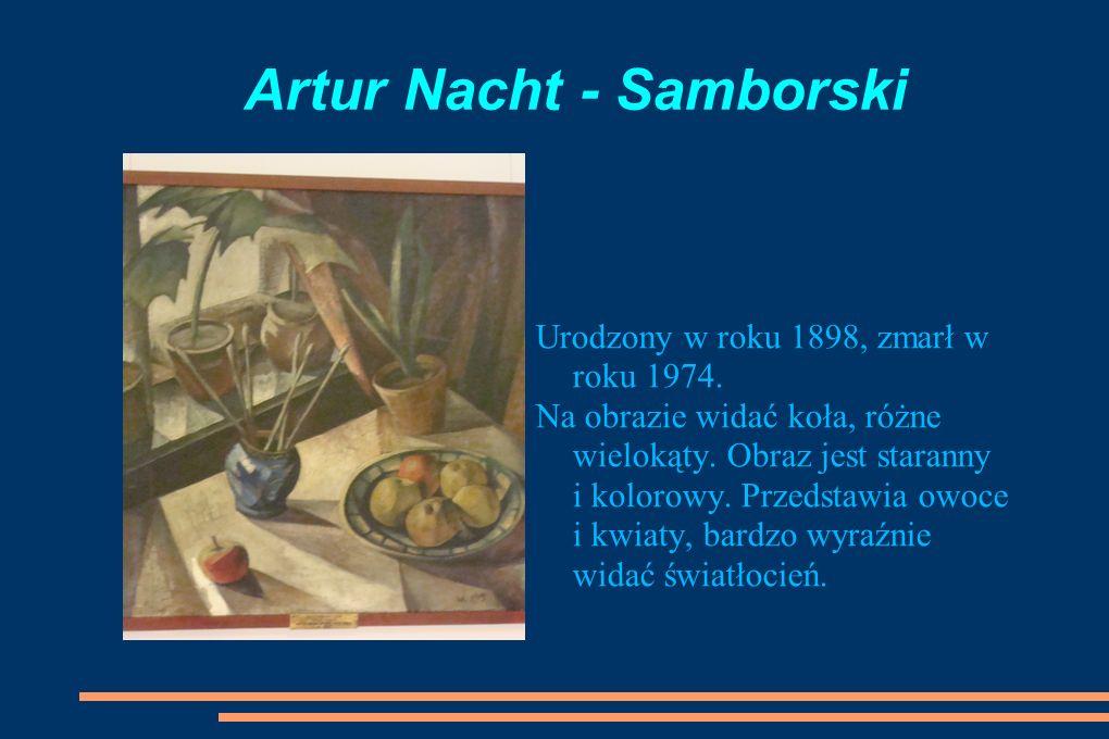 Artur Nacht - Samborski