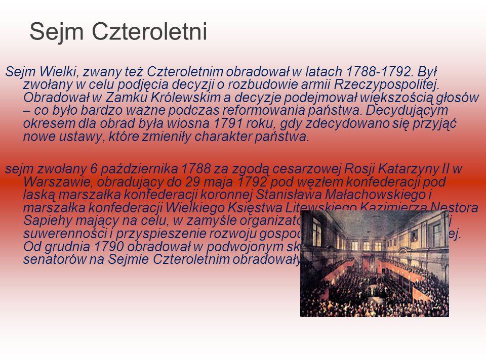 Sejm Czteroletni