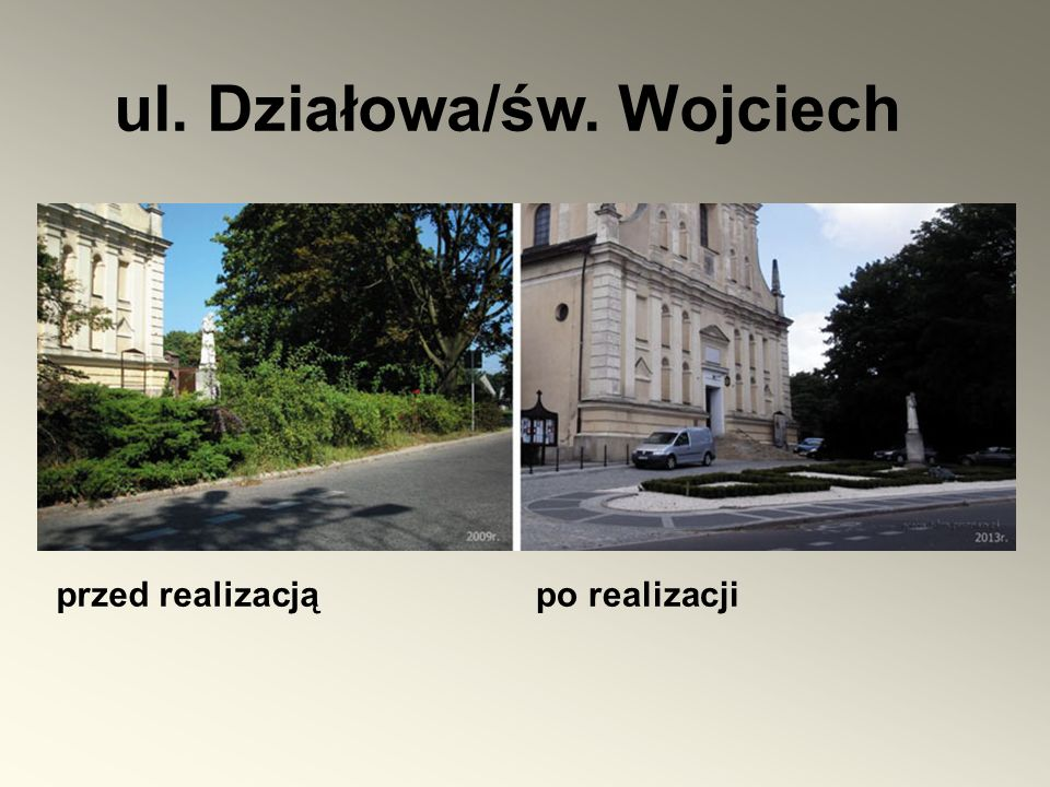 ul. Działowa/św. Wojciech