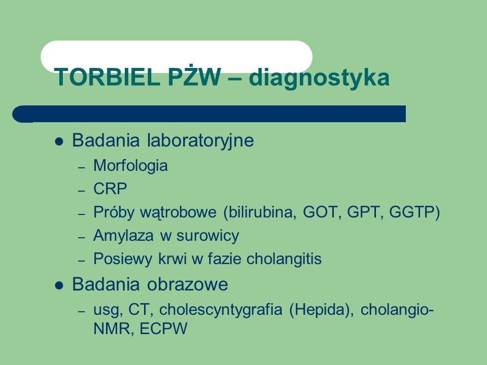 TORBIEL PŻW – diagnostyka