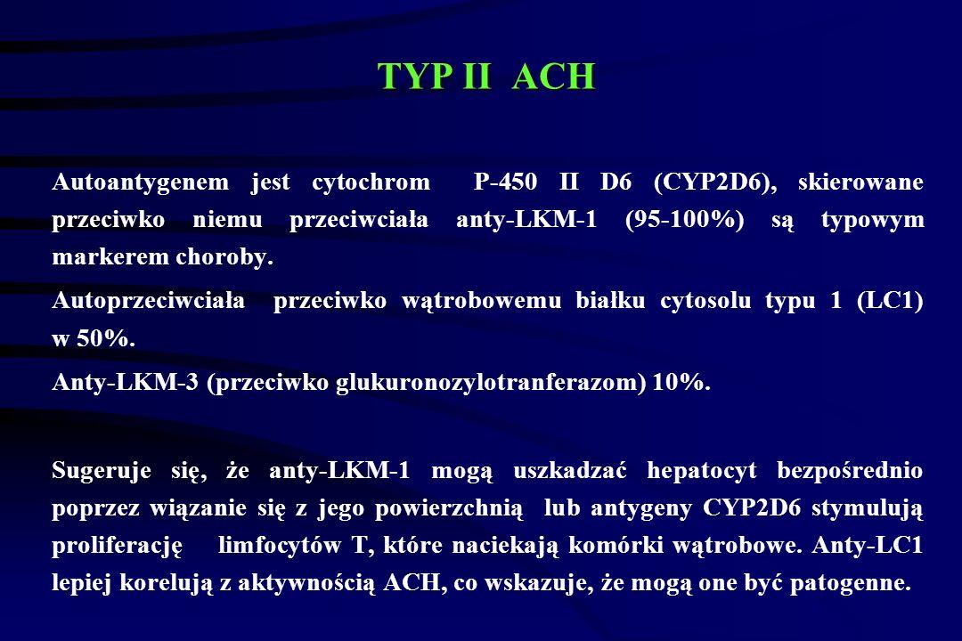 TYP II ACH