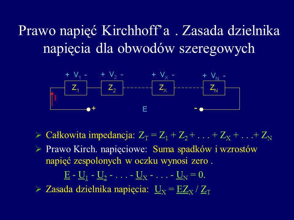 Prawo napięć Kirchhoff'a