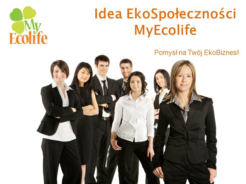 Idea EkoSpołeczności MyEcolife