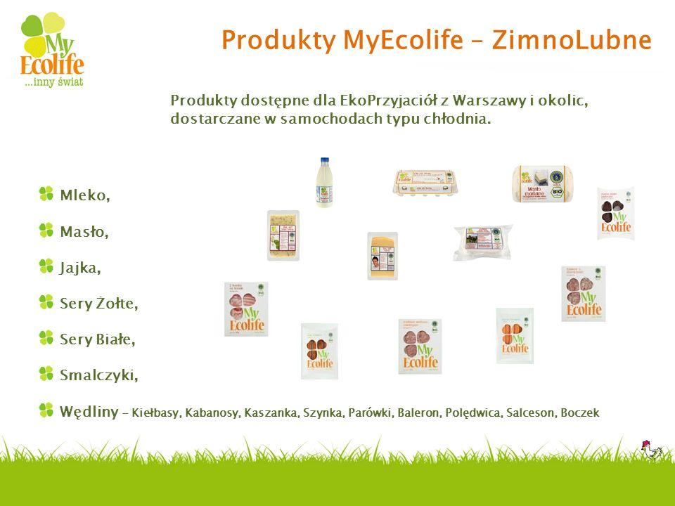 Produkty MyEcolife – ZimnoLubne