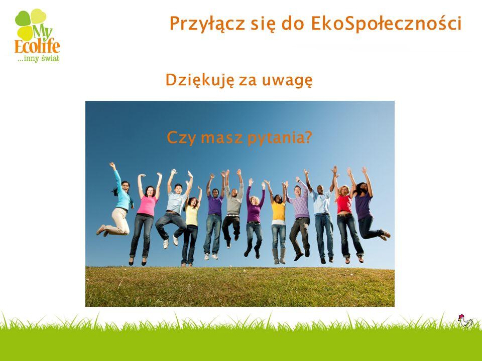 Przyłącz się do EkoSpołeczności