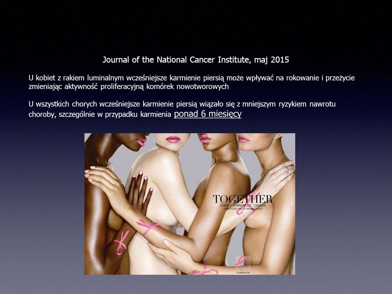 Journal of the National Cancer Institute, maj 2015