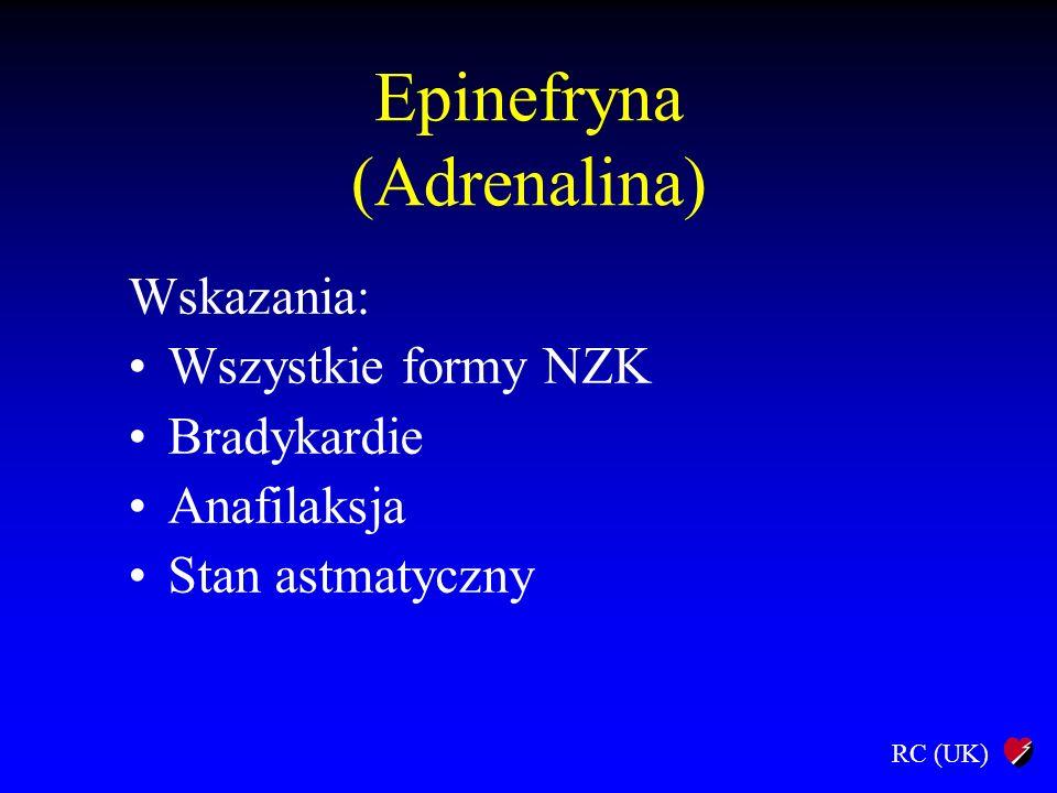 Epinefryna (Adrenalina)