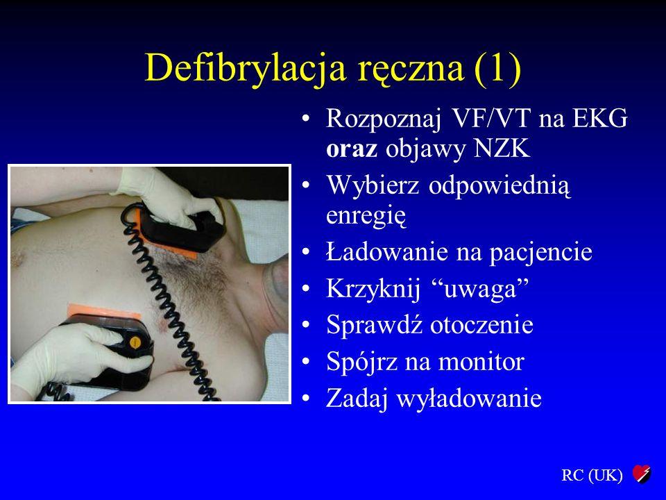 Defibrylacja ręczna (1)