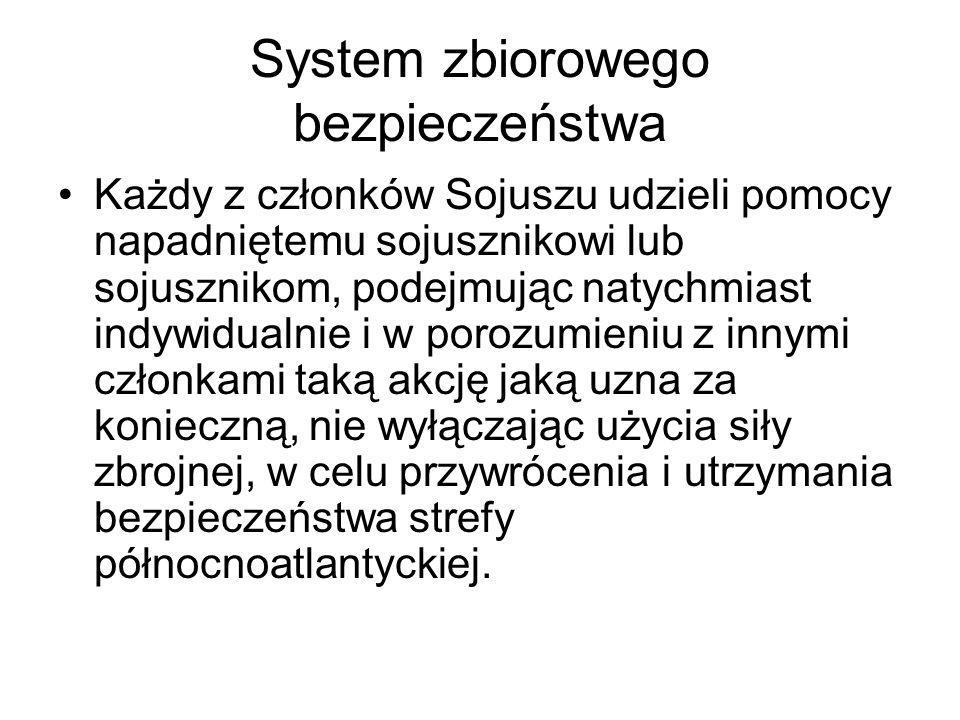 System zbiorowego bezpieczeństwa