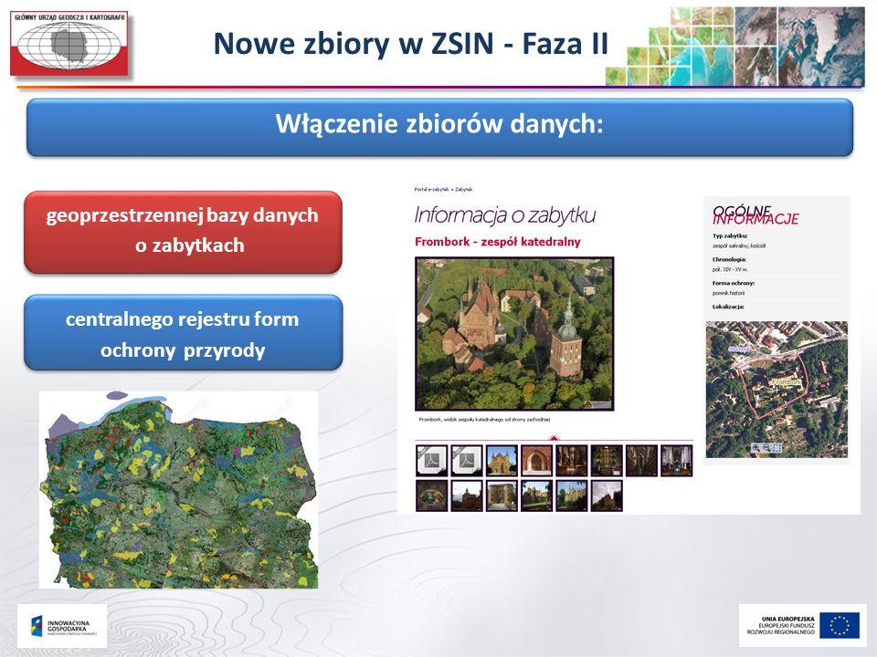 Nowe zbiory w ZSIN - Faza II